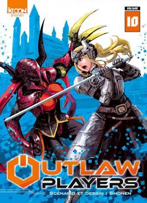 Outlaw players 10 Global manga