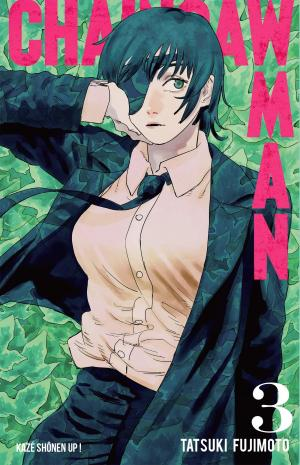 Chainsaw Man 3 simple
