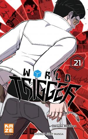 World Trigger 21 Simple