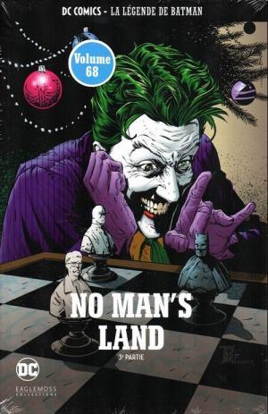 DC Comics - La Légende de Batman 36 - No Man's Land - 3e partie