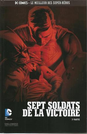 Final Crisis - Superman Beyond # 15 TPB Hardcover - Hors Série