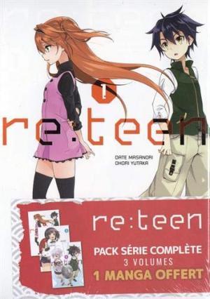 Re:teen # 1 Pack 2+1gratuit