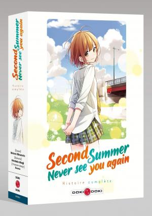 Second Summer, Never See You Again édition écrin