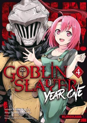 Goblin Slayer - Year one 4 Simple