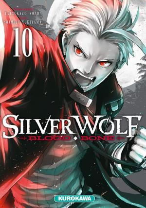 Silver Wolf Blood Bone # 10