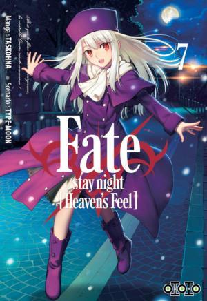 Fate/Stay Night - Heaven's Feel 7 Simple