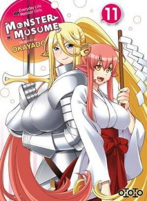 Monster Musume - Everyday Life with Monster Girls 11 Simple