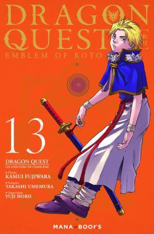 Dragon Quest - Les Héritiers de l'Emblème 13 simple