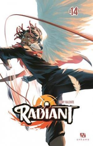 couverture, jaquette Radiant 14