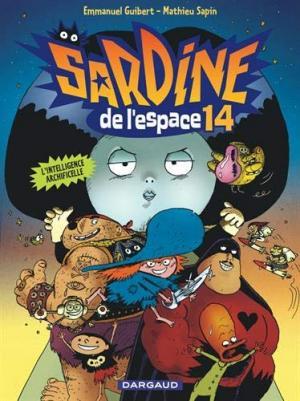 Sardine de l'espace 14 simple