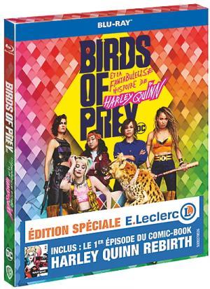 Birds of Prey et la fantabuleuse histoire de Harley Quinn édition Edition Leclerc
