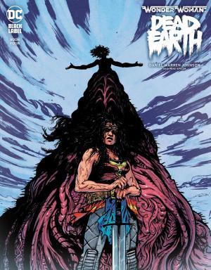 Wonder Woman - Dead Earth # 4 Issues