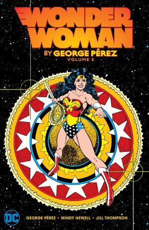 Wonder Woman by George Pérez # 5