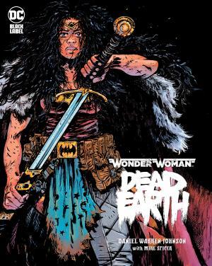 Wonder Woman - Dead Earth édition TPB hardcover (cartonnée)