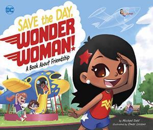 Save the Day, Wonder Woman! édition Hardcover (cartonnée)