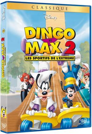 Dingo et Max 2 : Les Sportifs de l'extrême édition simple