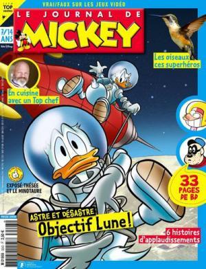 Le journal de Mickey 3543 Simple