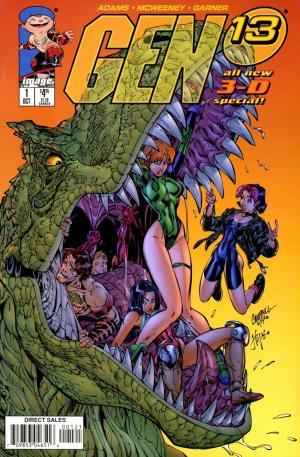 Gen 13 édition al-new 3-D Special! (1997)