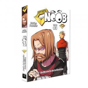 couverture, jaquette NOOB 3  - Arc 3 - La revanche de la coalition (Olydri Editions) Light novel