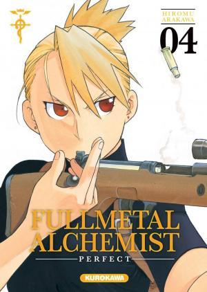 Fullmetal Alchemist 4 perfect