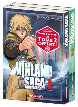 Vinland Saga édition Starter pack