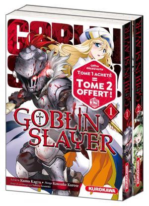 Goblin Slayer édition Starter pack