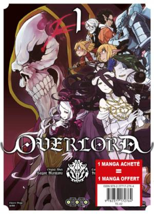 Overlord édition Pack 1+2