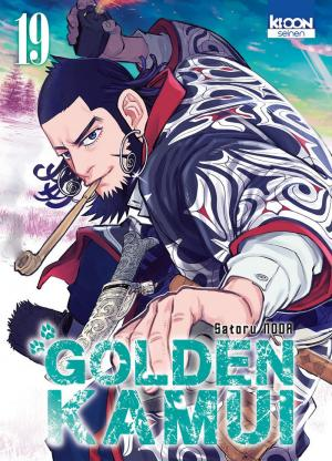 Golden Kamui 19 Simple