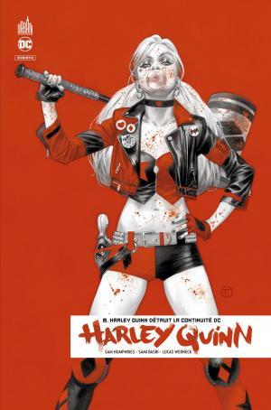 Harley Quinn Rebirth # 8