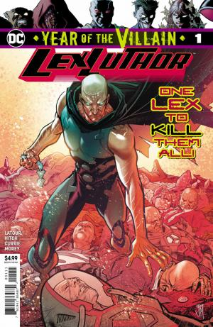 Lex Luthor - Year of the Villain édition Issues