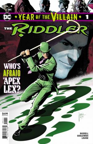 Riddler - Year of the Villain édition Issues