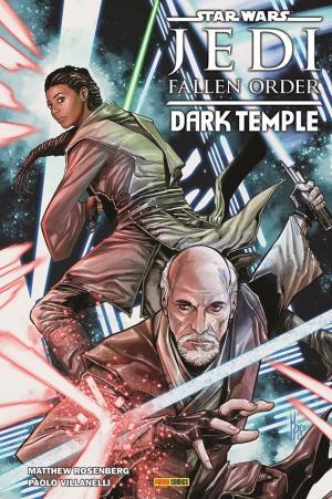 Star Wars - Jedi Fallen Order - Dark Temple  TPB hardcover (cartonnée)
