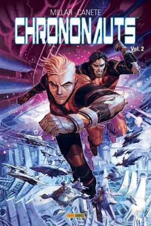 Chrononauts - Future Shock  TPB Hardcover (cartonnée)