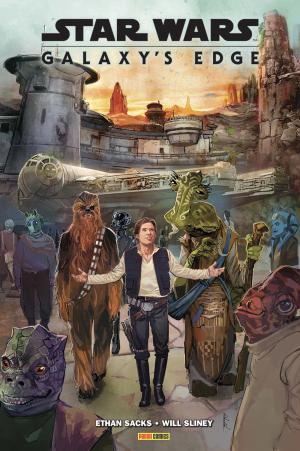 Star Wars - Galaxy's Edge  TPB hardcover (cartonnée)