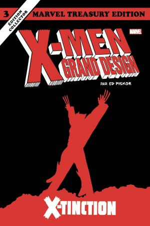 X-Men - Grand Design 3 TPB Hardcover - Hors Collection