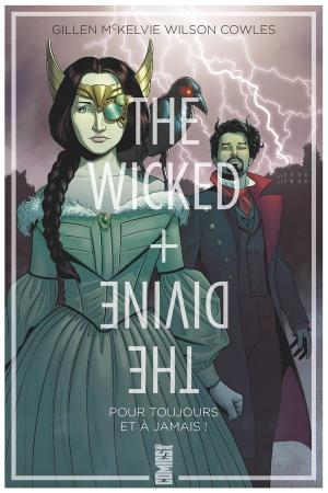 The Wicked + The Divine 8 TPB hardcover (cartonnée)