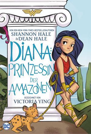 Diana Princesse des Amazones édition Hardcover (cartonée)