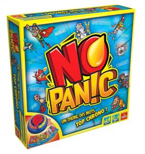No Panic édition simple