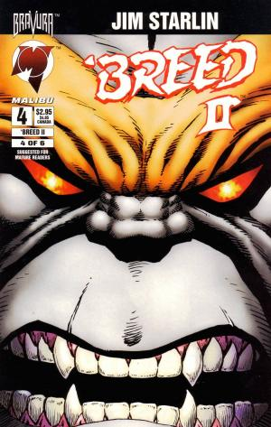 Breed II édition Issue V1 (1994)
