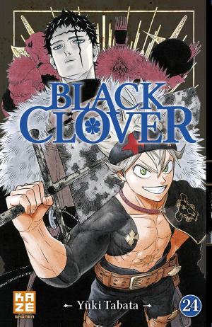 Black Clover T.24