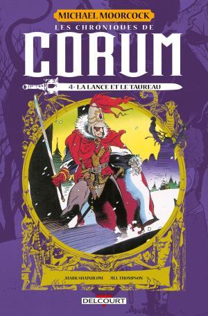 Chroniques de Corum 4 TPB hardcover (cartonnée)