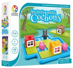 Les Trois Petits Cochons (Smart Games)