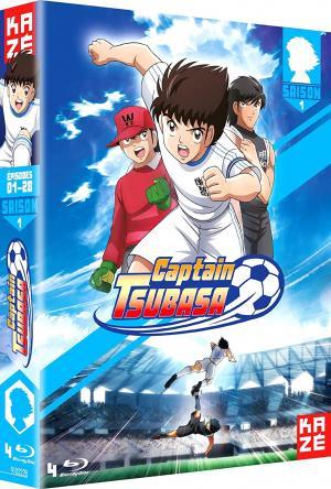 Captain Tsubasa (2018) édition Coffret