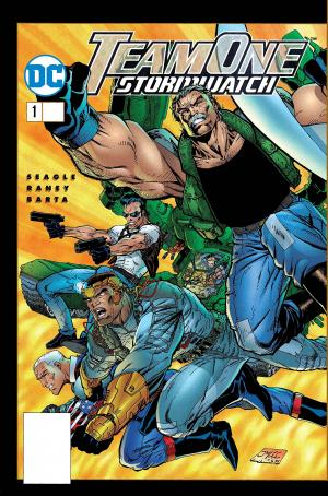 Team One: Stormwatch édition Issues V1 (1995)
