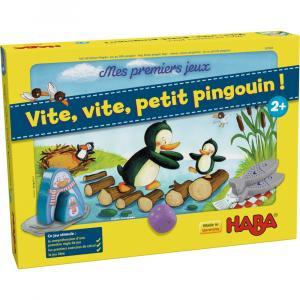 Vite, vite, petit pingouin ! édition simple