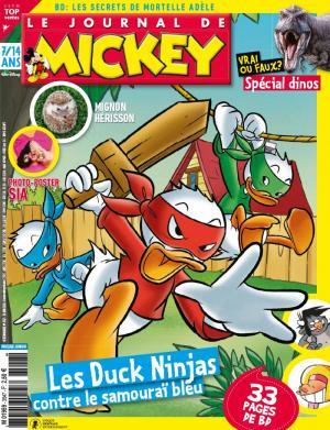 Le journal de Mickey 3547 Simple
