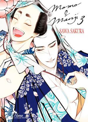 Momo et Manji 3 Manga