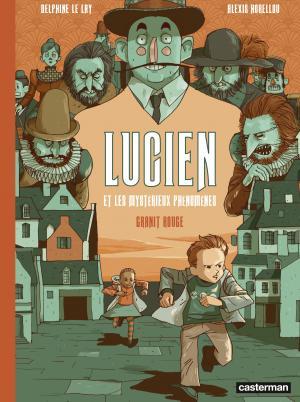 Lucien et les mystérieux phénomènes 2 simple