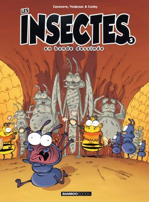 Les insectes en bande dessinée 5 Réédition 2017