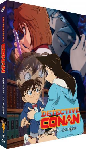 Détective Conan - Le grand détective rajeunit  combo